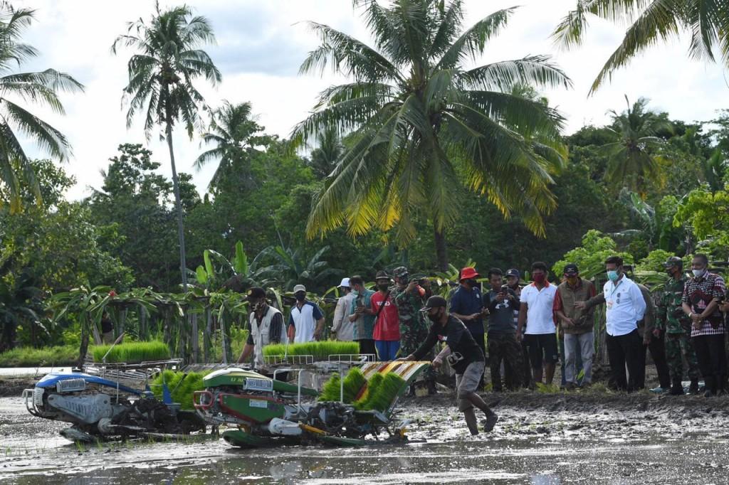 Mentan: Saya Mau Soppeng Menjadi Andalan Pertanian se-Indonesia