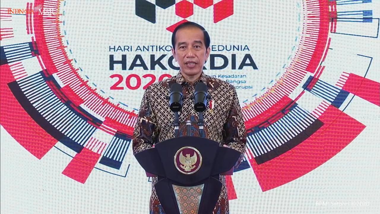 Pemangkasan Birokrasi Kunci Utama Pemberantasan Korupsi