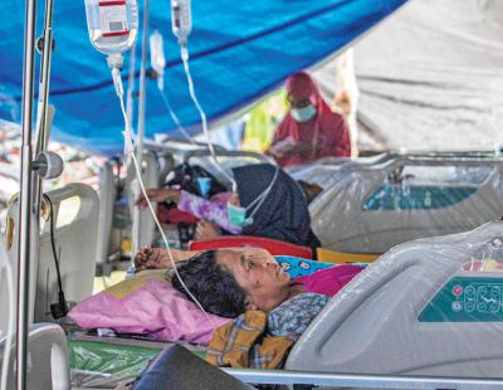 Cerita Wanita Berusia 54 Tahun Selamat karena Lemari saat Gempa di Sulbar