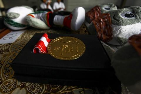 Sabet Medali Emas, Kakak Beradik Ini Kembali Harumkan Palopo di Tingkat Nasional
