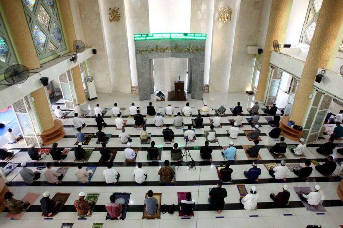 Kabar Baik, Sulsel Izinkan Tarawih di Masjid Selama Ramadan 2021