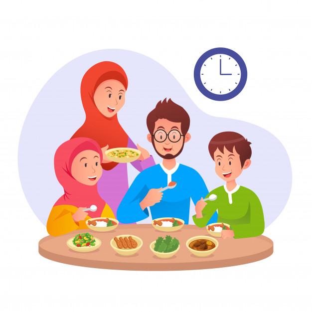 <i>Moms</i>, Ingin Ajarkan Anak Berpuasa Sejak Dini? Yuk Intip Tips-nya di Sini