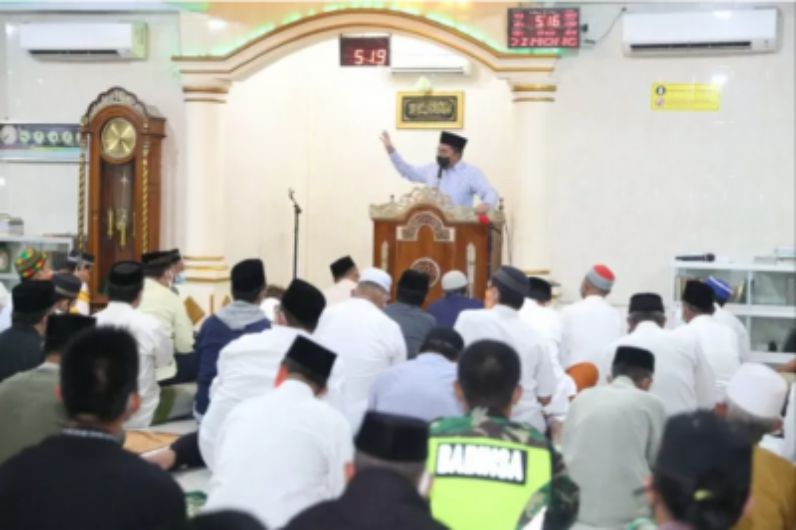 Warga Makassar Diminta Laksanakan Salat Idulfitri per RW
