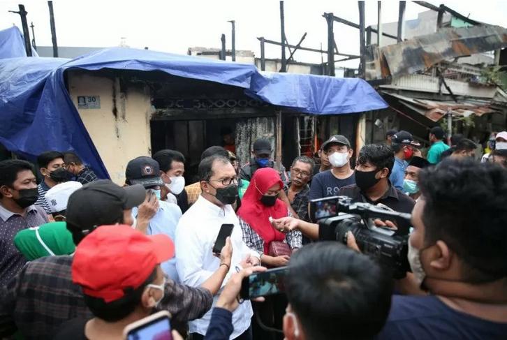 Wali Kota Makassar Bakal Aktifkan Kembali Sistem Pemadam Lorong
