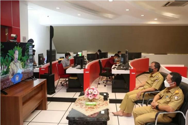 Pemkot Makassar Kawal Pencegahan Lonjakan Kasus Covid-19 Usai Lebaran