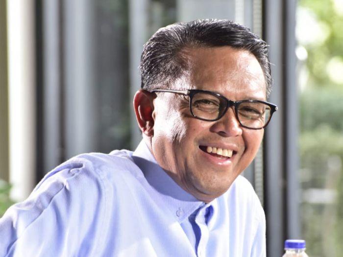 Gubernur Sulawesi Selatan, Nurdin  Abdullah. MI/Lina Herlina