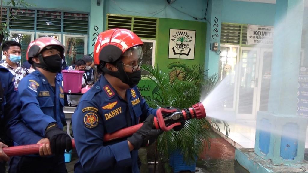 Ini yang Dilakukan Pemkot Makassar untuk Mempersiapkan PTM