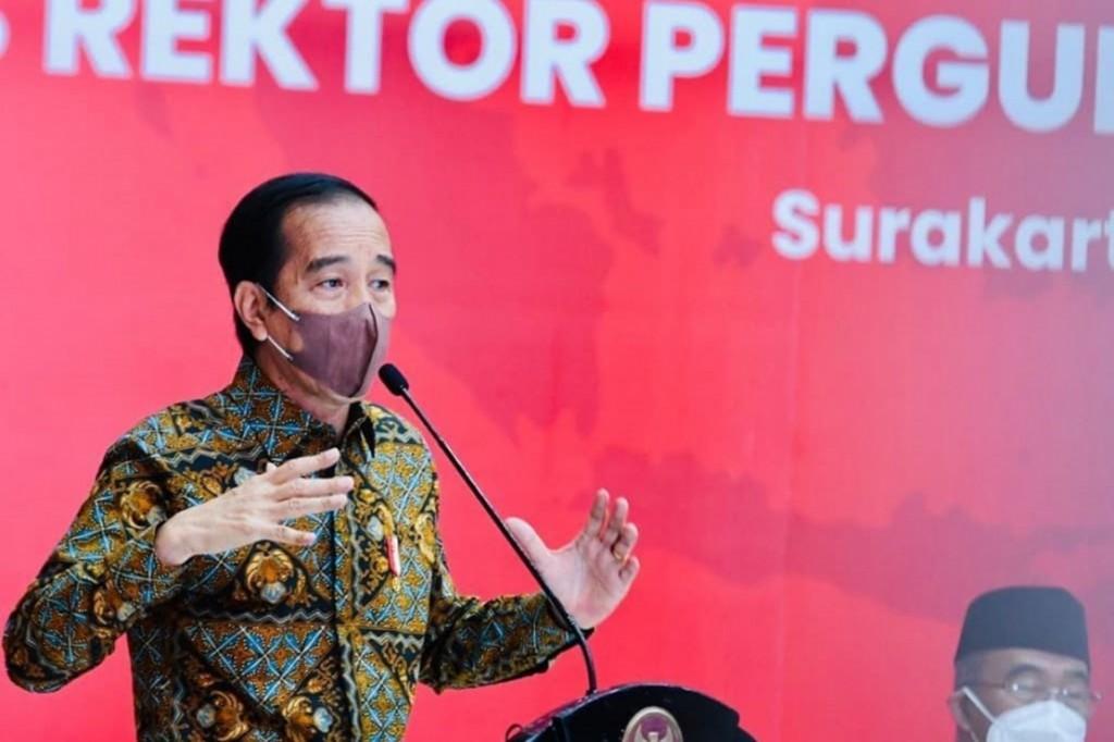 Jokowi: Mahasiswa Jangan Dibebani Banyak Program Studi!