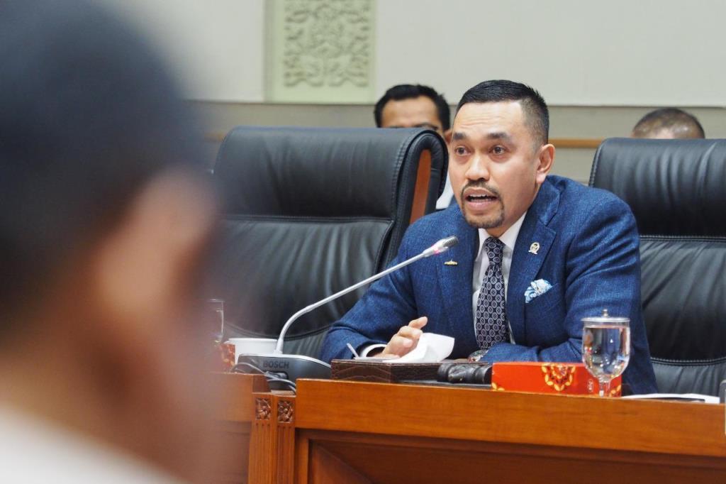 Bisnis Industri Pernikahan Makin Lesu, Sahroni Dukung Kapasitas Tamu Dinaikkan