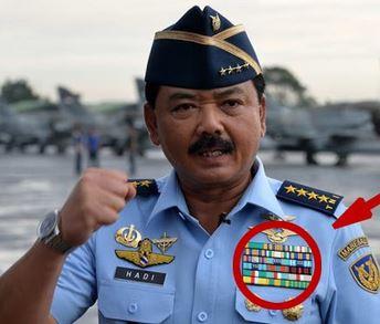 Ternyata Ini Arti Kotak Warna-Warni Pada Seragam TNI