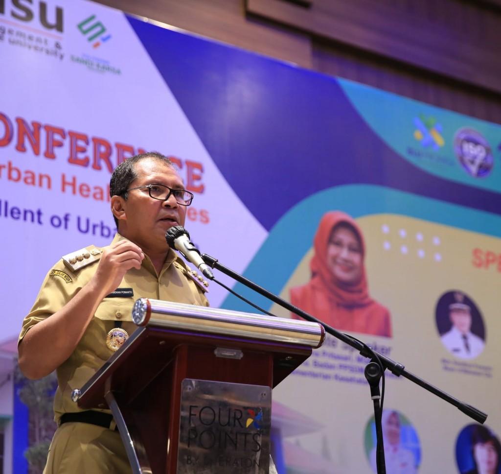 Wali Kota Makassar, Moh. Ramdhan Pomanto, di Makassar, Sulawesi Selatan. Dokumentasi/ Istimewa
