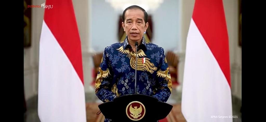 Jokowi Setuju Gelar Pemilu April 2024