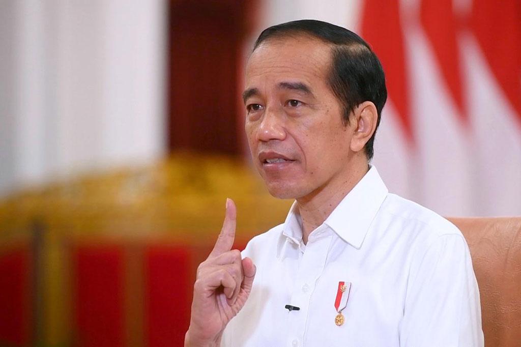 Jokowi Ingin Vaksinasi Covid-19 Dikebut Hingga Akhir 2021